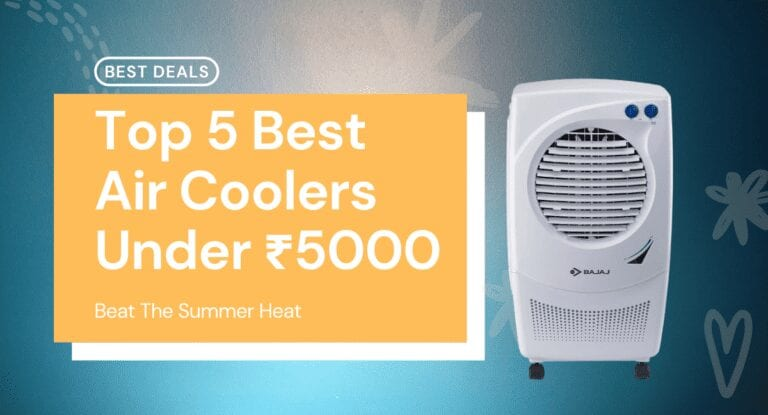 Air Coolers Under 5000