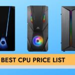 Best CPU price list cover